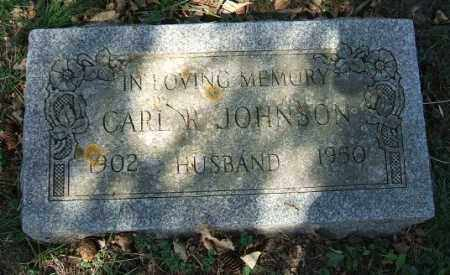 JOHNSON, CARL R. - Minnehaha County, South Dakota | CARL R. JOHNSON - South Dakota Gravestone Photos