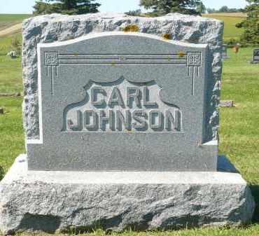 JOHNSON, CARL FAMILY MARKER - Minnehaha County, South Dakota | CARL FAMILY MARKER JOHNSON - South Dakota Gravestone Photos