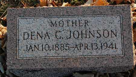 JOHNSON, DENA C. - Minnehaha County, South Dakota   DENA C. JOHNSON - South Dakota Gravestone Photos