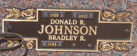JOHNSON, DONALD R. - Minnehaha County, South Dakota | DONALD R. JOHNSON - South Dakota Gravestone Photos
