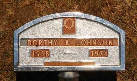JOHNSON, DORTHY A. - Minnehaha County, South Dakota   DORTHY A. JOHNSON - South Dakota Gravestone Photos