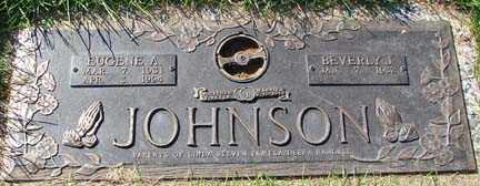 JOHNSON, BEVERLY J. - Minnehaha County, South Dakota | BEVERLY J. JOHNSON - South Dakota Gravestone Photos