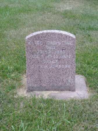 JOHNSON, ELISE CHRISTINE - Minnehaha County, South Dakota | ELISE CHRISTINE JOHNSON - South Dakota Gravestone Photos