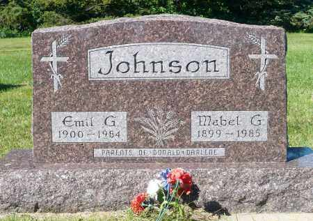 JOHNSON, EMIL G. - Minnehaha County, South Dakota | EMIL G. JOHNSON - South Dakota Gravestone Photos