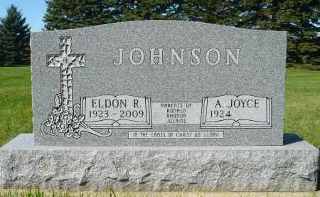 JOHNSON, A. JOYCE - Minnehaha County, South Dakota | A. JOYCE JOHNSON - South Dakota Gravestone Photos