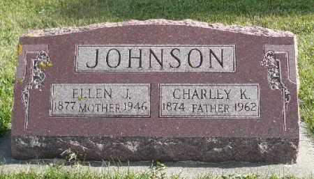 JOHNSON, ELLEN J. - Minnehaha County, South Dakota   ELLEN J. JOHNSON - South Dakota Gravestone Photos