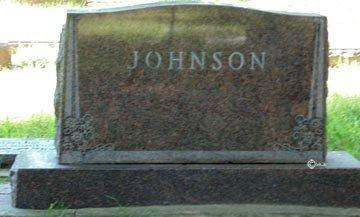 JOHNSON, FAMILY HEADSTONE - Minnehaha County, South Dakota   FAMILY HEADSTONE JOHNSON - South Dakota Gravestone Photos