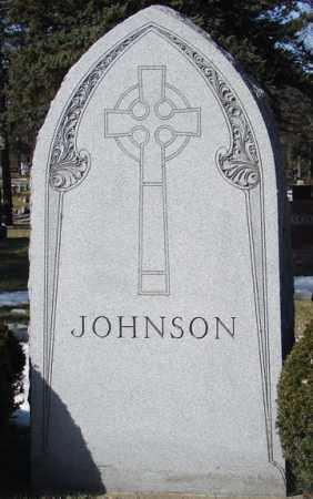 JOHNSON, FAMILY MARKER - Minnehaha County, South Dakota | FAMILY MARKER JOHNSON - South Dakota Gravestone Photos