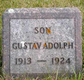 JOHNSON, GUSTAV ADOLPH - Minnehaha County, South Dakota | GUSTAV ADOLPH JOHNSON - South Dakota Gravestone Photos