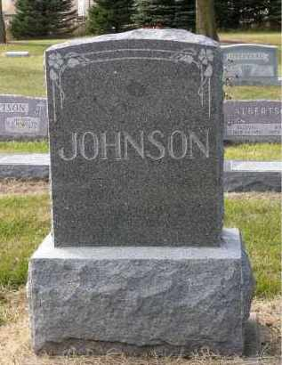 JOHNSON, GURO - Minnehaha County, South Dakota | GURO JOHNSON - South Dakota Gravestone Photos