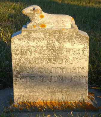 JOHNSON, GUNHILD MARGIT - Minnehaha County, South Dakota | GUNHILD MARGIT JOHNSON - South Dakota Gravestone Photos