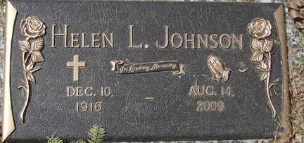JOHNSON, HELEN LUCILLE - Minnehaha County, South Dakota   HELEN LUCILLE JOHNSON - South Dakota Gravestone Photos