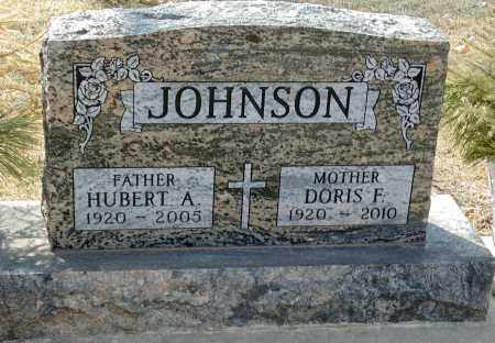 JOHNSON, DORIS F. - Minnehaha County, South Dakota | DORIS F. JOHNSON - South Dakota Gravestone Photos
