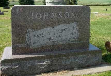 JOHNSON, LUDWIG J. - Minnehaha County, South Dakota   LUDWIG J. JOHNSON - South Dakota Gravestone Photos