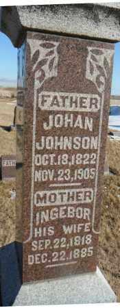 JOHNSON, INGEBOR - Minnehaha County, South Dakota | INGEBOR JOHNSON - South Dakota Gravestone Photos