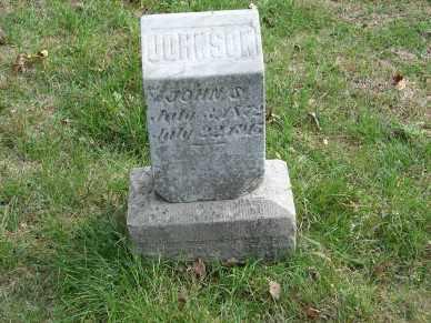 JOHNSON, JOHN S. - Minnehaha County, South Dakota   JOHN S. JOHNSON - South Dakota Gravestone Photos