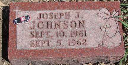 JOHNSON, JOSEPH J. - Minnehaha County, South Dakota | JOSEPH J. JOHNSON - South Dakota Gravestone Photos