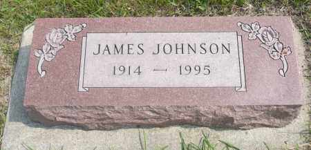 JOHNSON, JAMES - Minnehaha County, South Dakota | JAMES JOHNSON - South Dakota Gravestone Photos