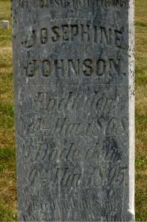 JOHNSON, JOSEPHINE - Minnehaha County, South Dakota   JOSEPHINE JOHNSON - South Dakota Gravestone Photos