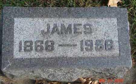 JOHNSON, JAMES - Minnehaha County, South Dakota   JAMES JOHNSON - South Dakota Gravestone Photos