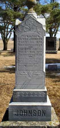 JOHNSON, ALBERT MAGNUS - Minnehaha County, South Dakota | ALBERT MAGNUS JOHNSON - South Dakota Gravestone Photos