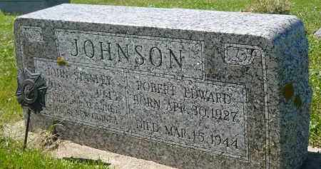 JOHNSON, JOHN STANLEY - Minnehaha County, South Dakota | JOHN STANLEY JOHNSON - South Dakota Gravestone Photos