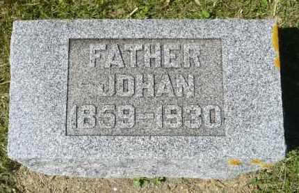 JOHNSON, JOHAN - Minnehaha County, South Dakota | JOHAN JOHNSON - South Dakota Gravestone Photos