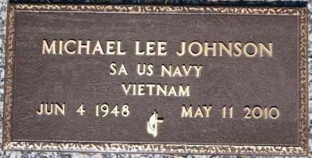 JOHNSON, MICHAEL LEE (VIETNAM) - Minnehaha County, South Dakota   MICHAEL LEE (VIETNAM) JOHNSON - South Dakota Gravestone Photos