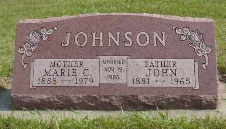 JOHNSON, JOHN - Minnehaha County, South Dakota | JOHN JOHNSON - South Dakota Gravestone Photos