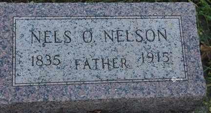 JOHNSON, NELS O. - Minnehaha County, South Dakota | NELS O. JOHNSON - South Dakota Gravestone Photos