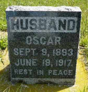 JOHNSON, OSCAR - Minnehaha County, South Dakota | OSCAR JOHNSON - South Dakota Gravestone Photos