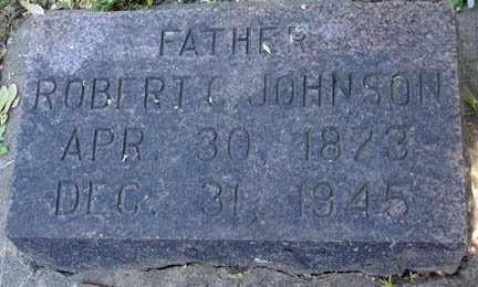 JOHNSON, ROBERT C. - Minnehaha County, South Dakota | ROBERT C. JOHNSON - South Dakota Gravestone Photos