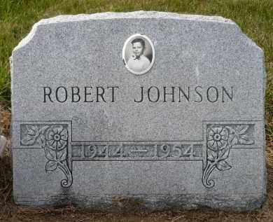 JOHNSON, ROBERT - Minnehaha County, South Dakota   ROBERT JOHNSON - South Dakota Gravestone Photos