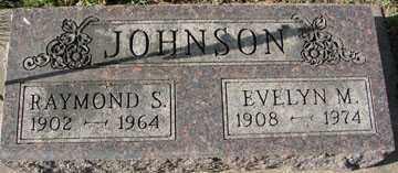 JOHNSON, EVELYN M. - Minnehaha County, South Dakota | EVELYN M. JOHNSON - South Dakota Gravestone Photos