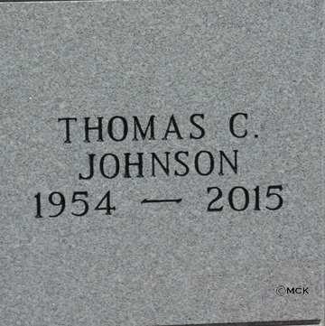 JOHNSON, THOMAS C. - Minnehaha County, South Dakota | THOMAS C. JOHNSON - South Dakota Gravestone Photos