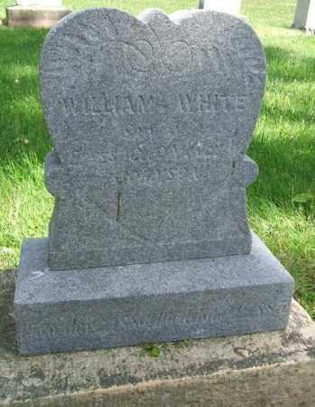 JOHNSON, WILLIAM WHITE - Minnehaha County, South Dakota | WILLIAM WHITE JOHNSON - South Dakota Gravestone Photos