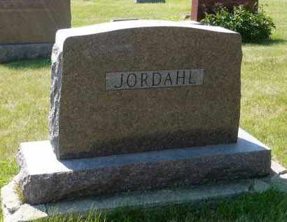 JORDAHL, BERTHA - Minnehaha County, South Dakota | BERTHA JORDAHL - South Dakota Gravestone Photos