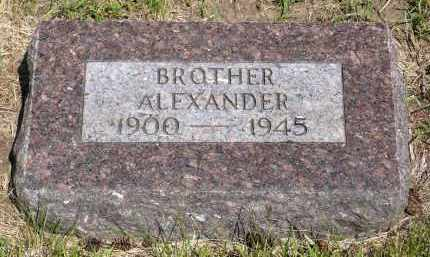 JORDAHL, ALEXANDER - Minnehaha County, South Dakota | ALEXANDER JORDAHL - South Dakota Gravestone Photos