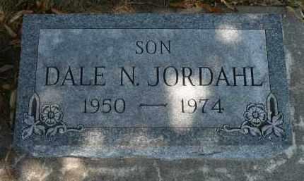 JORDAHL, DALE N. - Minnehaha County, South Dakota | DALE N. JORDAHL - South Dakota Gravestone Photos