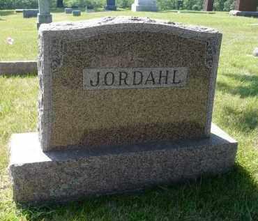 JORDAHL, HELGE - Minnehaha County, South Dakota | HELGE JORDAHL - South Dakota Gravestone Photos