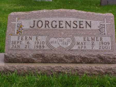 MCNAMARA JORGENSEN, FERN ERMA - Minnehaha County, South Dakota | FERN ERMA MCNAMARA JORGENSEN - South Dakota Gravestone Photos