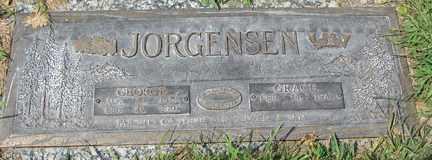 JORGENSEN, GEORGE W. - Minnehaha County, South Dakota | GEORGE W. JORGENSEN - South Dakota Gravestone Photos