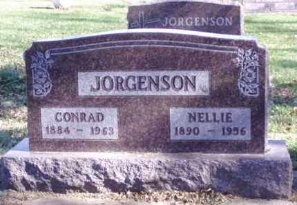 JORGENSON, CONRAD - Minnehaha County, South Dakota | CONRAD JORGENSON - South Dakota Gravestone Photos