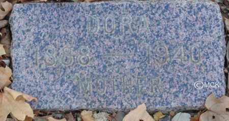 JURGENSEN, DORA - Minnehaha County, South Dakota | DORA JURGENSEN - South Dakota Gravestone Photos