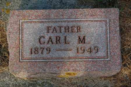KAMPF, CARL M. - Minnehaha County, South Dakota   CARL M. KAMPF - South Dakota Gravestone Photos