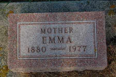 KAMPF, EMMA - Minnehaha County, South Dakota | EMMA KAMPF - South Dakota Gravestone Photos