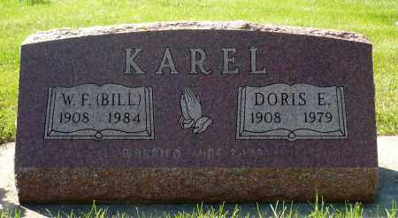 "KAREL, W.F. ""BILL"" - Minnehaha County, South Dakota 