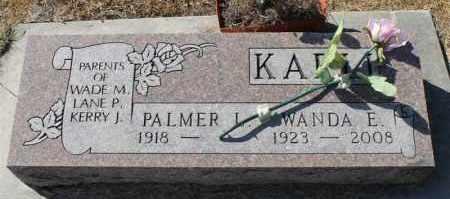 KARLI, PALMER L. - Minnehaha County, South Dakota | PALMER L. KARLI - South Dakota Gravestone Photos