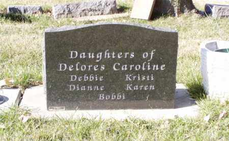 KARLIN, DELORES - Minnehaha County, South Dakota | DELORES KARLIN - South Dakota Gravestone Photos