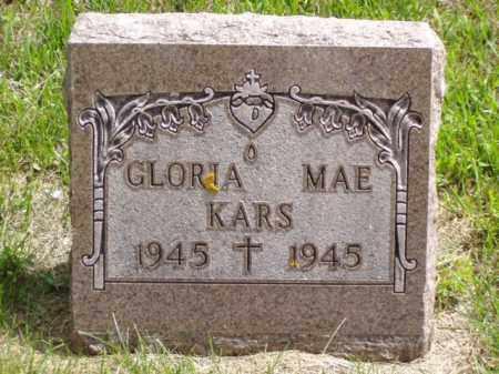 KARS, GLORIA MAE - Minnehaha County, South Dakota | GLORIA MAE KARS - South Dakota Gravestone Photos